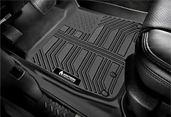 Toyota Tacoma Northern Frontier ToughLiner Floor Liners