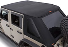 Bushwacker Trail Armor Jeep Soft Top
