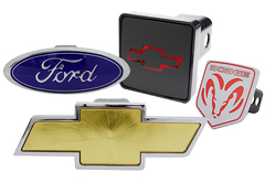 Bully Automotive Logo Hitch Cover