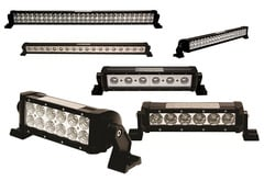 ECCO LED Flood Spot and Combo Utility Bar
