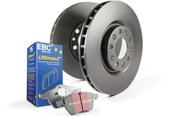 Dodge Ram 1500 EBC OEM Rotor Brake Kit