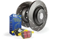 BMW 3-Series EBC Ultimax Rotor Brake Kit