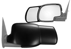 K Source Snap & Zap Clip-On Towing Mirrors
