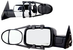 K Source Dual Lens Clip-On Towing Mirrors