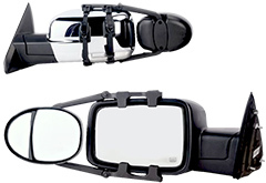 Dodge Dakota K Source Dual Lens Clip-On Towing Mirrors