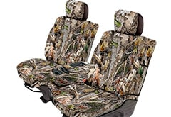 Ford Fusion Northern Frontier TrueTimber Camo Seat Covers