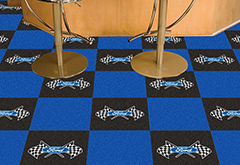 Fanmats Ford Carpet Floor Tiles