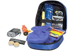 Hopkins 35-Piece Winter Roadside Emergency Kit