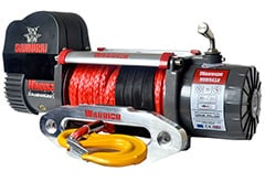 Nissan Frontier DK2 Warrior Samurai Series Electric Winch