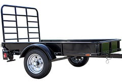 DK2 Mighty Mini Utility Trailer