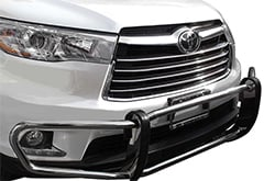 Black Horse Front Runner Bumper Guard
