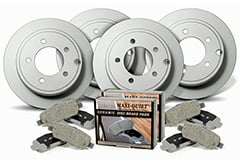 Lincoln Navigator Maxim Geomet Coated Ceramic Brake Kit