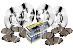 Hyundai Elantra Maxim OE Spec Metallic Brake Kit