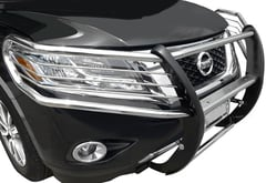 Chevrolet Avalanche Black Horse Grille Guard