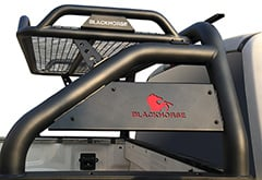 Toyota Tacoma Black Horse Atlas Roll Bar