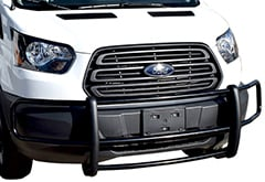 Black Horse Spartan Grille Guard