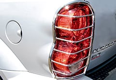 Black Horse Tail Light Guards