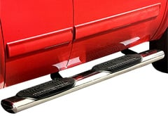 "Ford F350 Trident ToughTred Pro Series 6"" Nerf Bars"