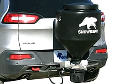 Tesla Model S SnowBear Tailgate Salt Spreader