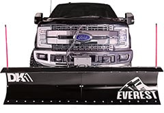 Chevrolet C/K Pickup DK2 Everest Snow Plow