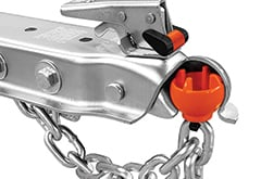 Rightline Gear Anti-Theft Trailer Coupler Ball