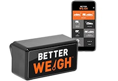 Curt BetterWeigh Vehicle & Trailer Weight Scale