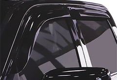 Ford F250 Clim Art Shatterproof Window Deflectors