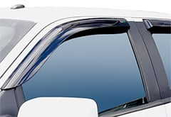 Ford Explorer Clim Art Standard Window Deflectors