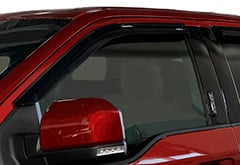 Ford F250 Goodyear Shatterproof Window Deflectors
