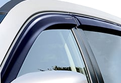 Ford Explorer Goodyear Standard Window Deflectors