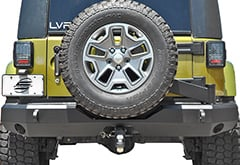 Steelcraft Jeep Rear Bumper