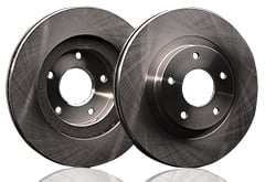 Maxim Geomet Coated Brake Rotors