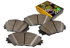 BMW Maxim Ceramic Brake Pad Set