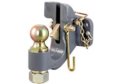 Curt SecureLatch Flush Mount Ball & Pintle Hitch