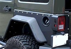 Road Armor Defender Body Armor Fenders