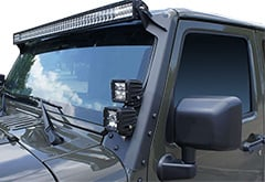 Road Armor Defender Light Mounts