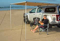 Dodge Magnum ARB Retractable Awning