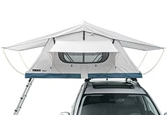 Dodge Magnum Thule Tepui Low-Pro Roof Top Tent