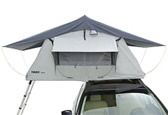 Jeep Liberty Thule Tepui Explorer Kukenam Roof Top Tent