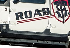 Road Armor Stealth Body Armor Rocker Panels