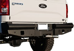 Road Armor Vaquero Rear Bumper