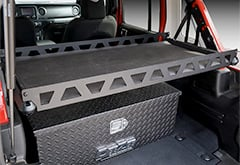 Dee Zee Interior Jeep Cargo Tray