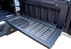 Dee Zee Jeep Rear Door WorkBench