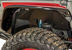 Rugged Ridge Aluminum Inner Fender Liners