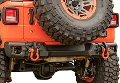 Rugged Ridge Arcus Rear Bumper