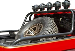 Rugged Ridge Bed Mounted Spare Tire Carrier