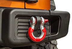 Rugged Ridge D-Ring Shackle Kit
