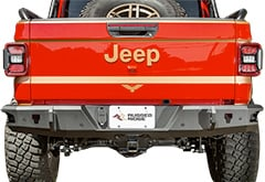 Rugged Ridge HD Rear Bumper