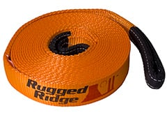 Rugged Ridge Recovery Strap