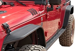 Rugged Ridge Steel Tube Fenders